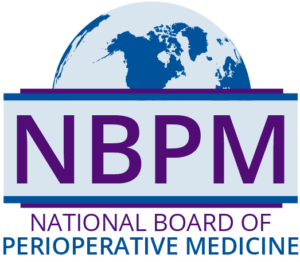 National Board of Perioperative Medicine